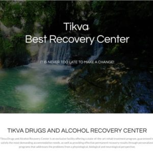 best recovery center
